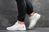 Мужские кроссовки белые Reebok Sublite 7759