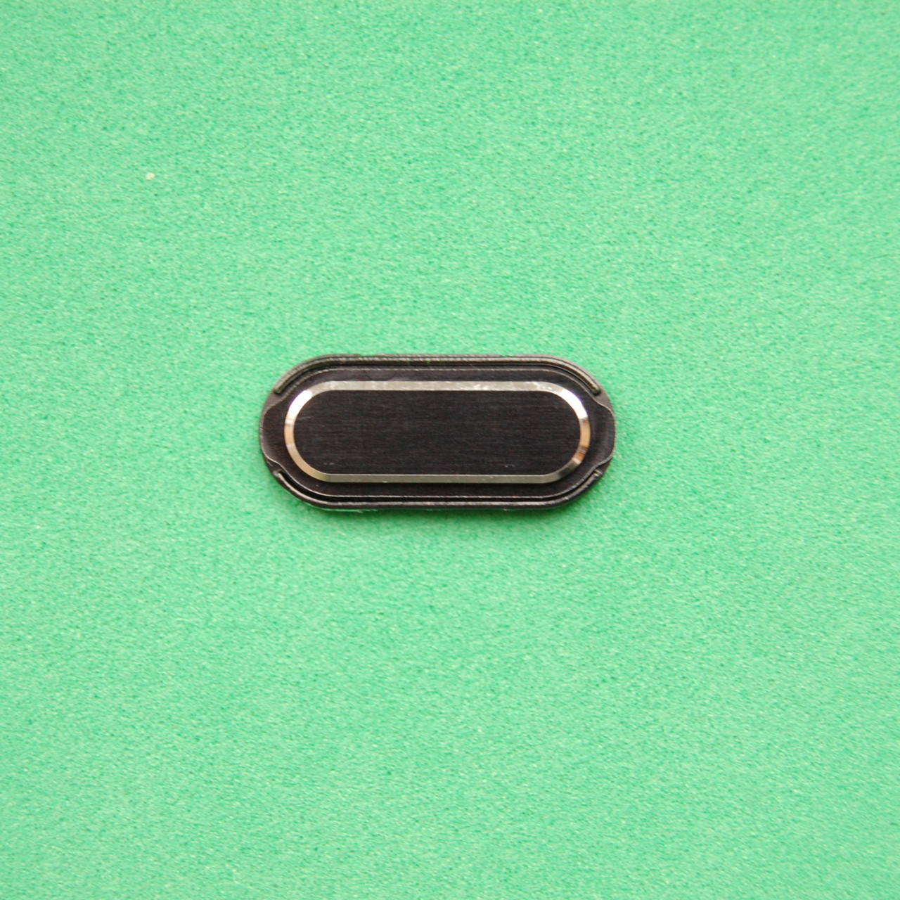Пластик кнопки меню Samsung A3, A5, A7 Black
