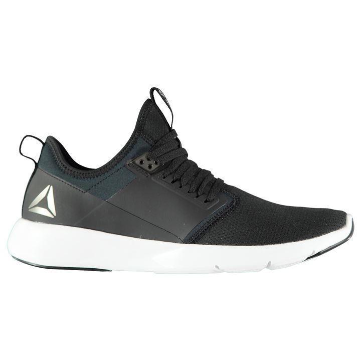 Мужские кроссовки Reebok Plus Lite (CN1256) черные оригинал