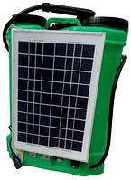 Опрыскиватель аккумуляторный ZIRKA ОА-616С (квадратный с солнечной батареи)