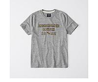 Футболка известного бренда  Abercrombie&Fitch (XXL)