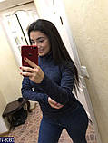 "Теплая водолазка ""Ангора""| Батал 50-52 р., фото 6"