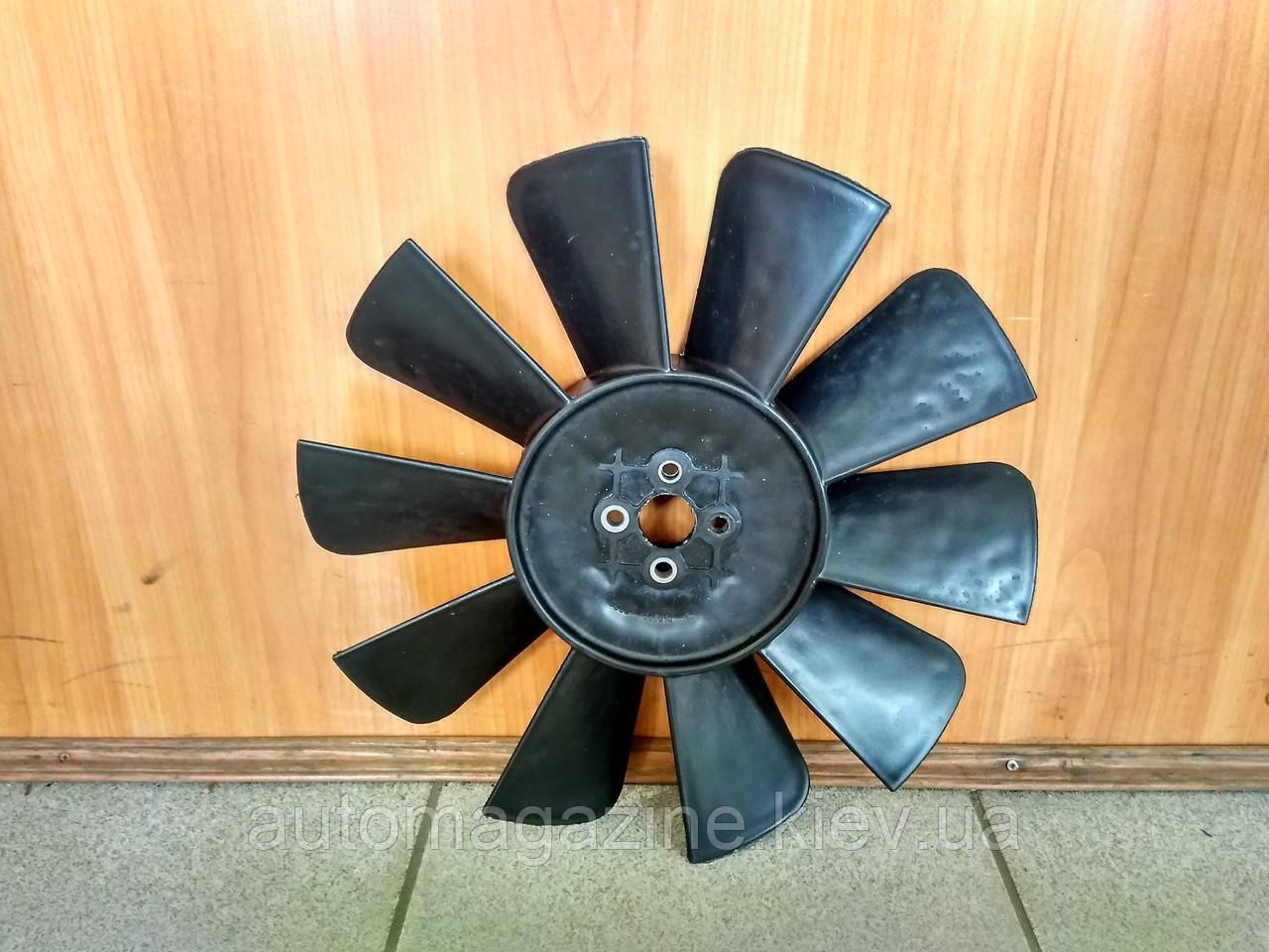 Вентилятор системы охлаждения Газель, Соболь (10 лопастей)