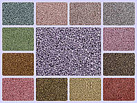 Штукатурка акриловая мозаичная (цвета G GN PG PGN) Anserglob 25 кг, фото 1