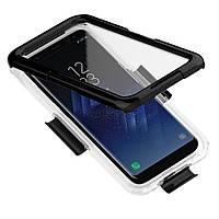 Подводный чехол аквабокс PRIMO для Samsung Galaxy S9 Plus (SM-G965) - Black