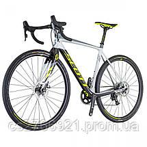 Кроссовый велосипед ADDICT CX RC disc 18 SCOTT, фото 3