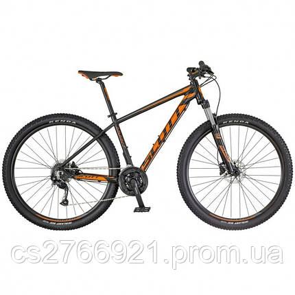 Горный велосипед ASPECT 750 чёрно/оранжевый 18 SCOTT, фото 2