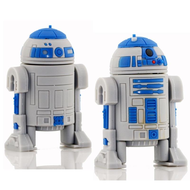 Новый USB флеш накопитель 32Gb R2-D2 Star Wars