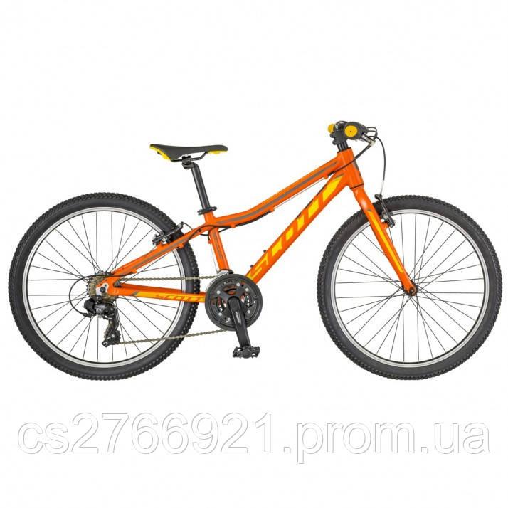 Подростковый велосипед SCALE JR 24 rigid fork (CN) 18 SCOTT