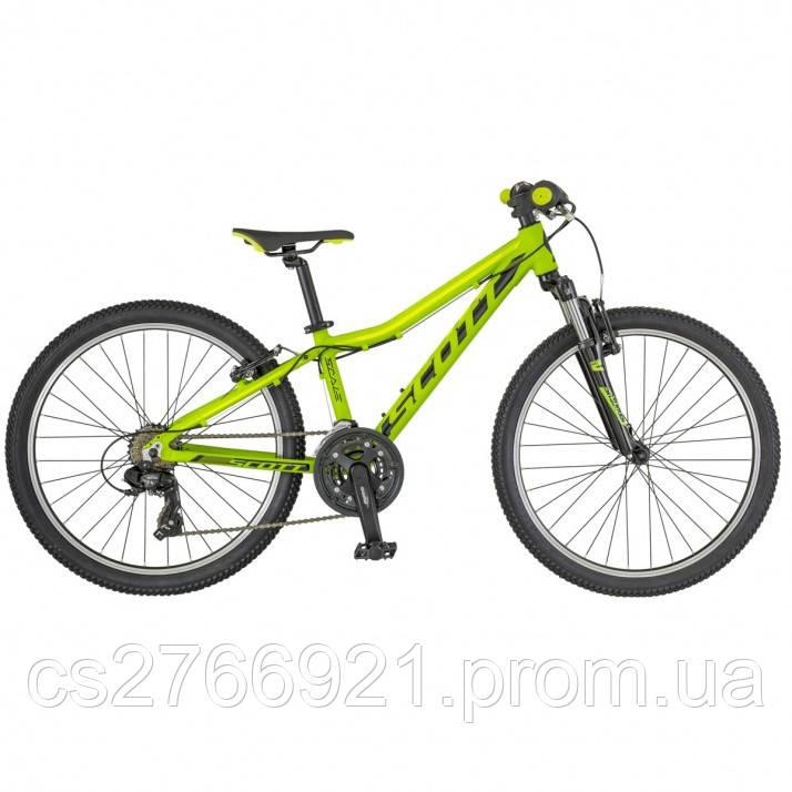 Подростковый велосипед SCALE JR 24 2018 SCOTT