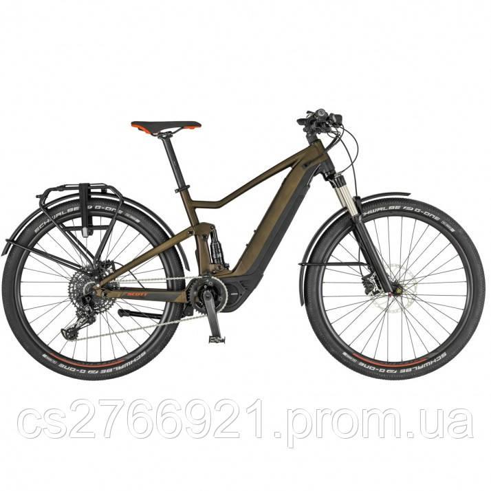 Велосипед SCOTT Axis eRide EVO 19
