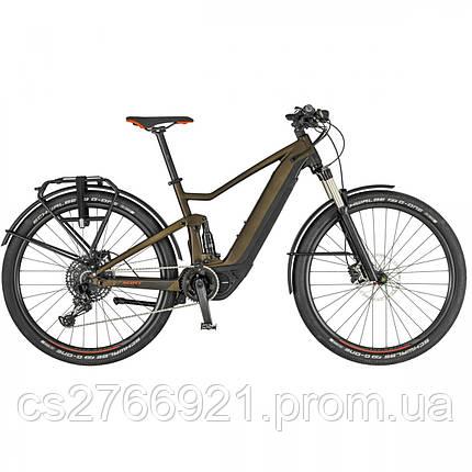 Велосипед SCOTT Axis eRide EVO 19, фото 2