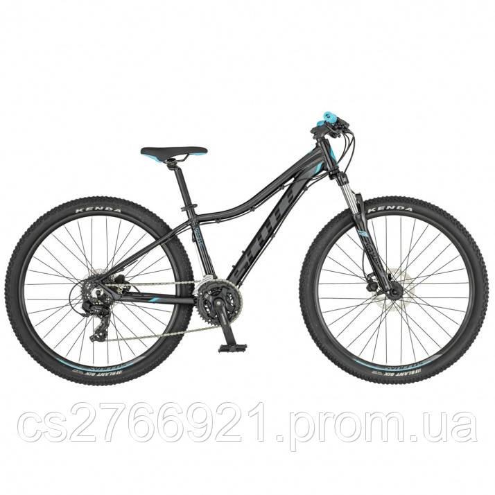 Велосипед SCOTT Contessa 730 чёрно/синий (CN) 19