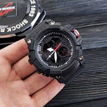 Электронные часы Casio GG-1000 All Black New, спортивные часы Джи Шок, реплика