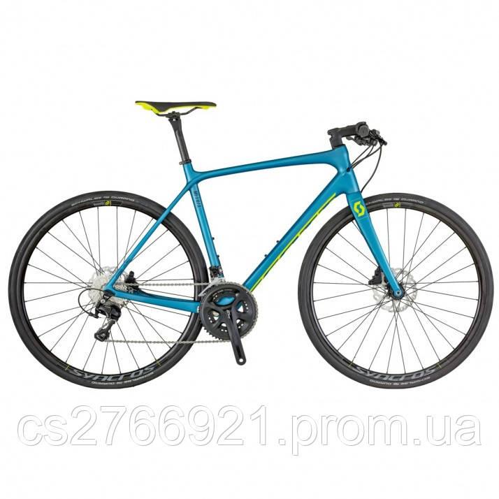 Городской велосипед METRIX 10 disc 18 SCOTT