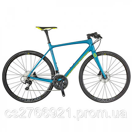 Городской велосипед METRIX 10 disc 18 SCOTT, фото 2