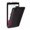 Кожаный чехол (флип) TETDED для LG G3 Stylus D690 Dual чёрный