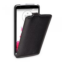 Кожаный чехол (флип) TETDED для LG G3 Stylus D690 Dual чёрный, фото 1