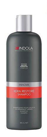 Indola Kera Restore Shampoo Шампунь для волос кератиновое восстановление 300 мл