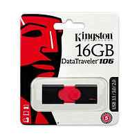 Flash Kingston 16 GB DataTraveler 106 DT106/16GB USB 3.0