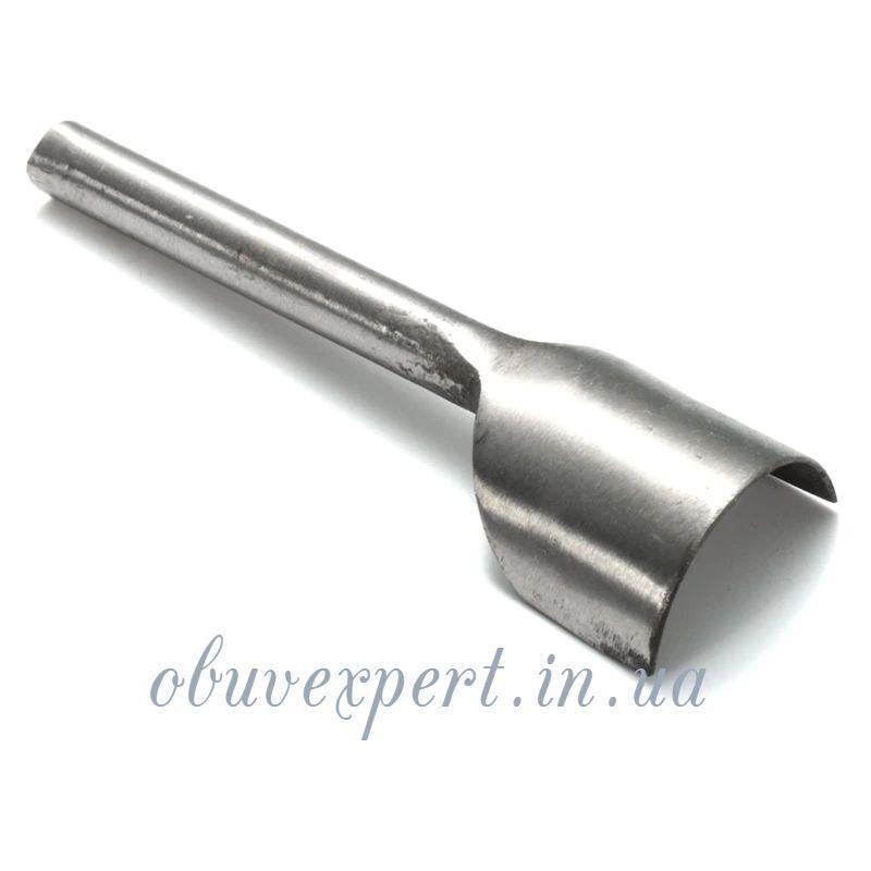 Инструмент  для торцевания края ремня (высечка-вырубка) U- формы 10 мм