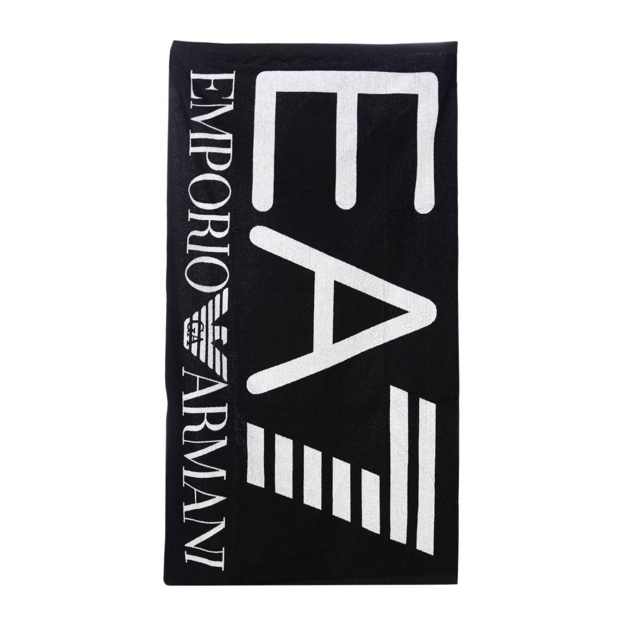 Полотенце пляжное Emporio Armani EA7.