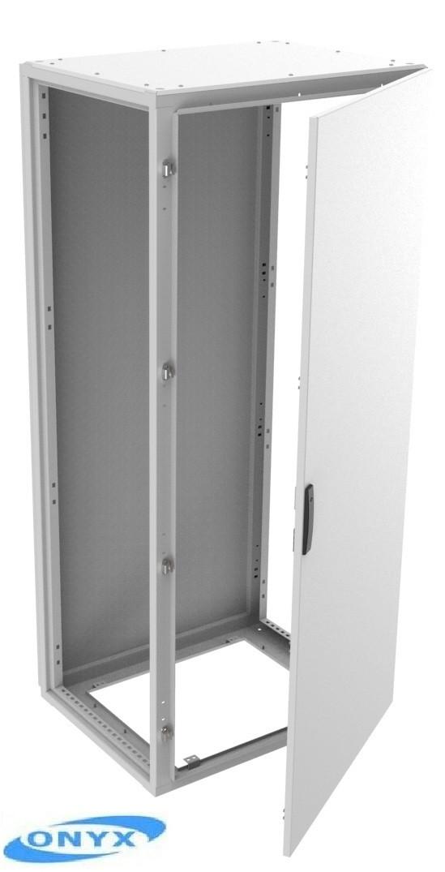 Шкаф ONYX ШН220608/1Д/1СЗ IP40 (2200х600х850мм)