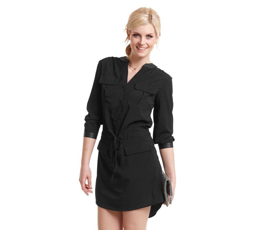 Елегантне плаття туніка зі вставками і рукавом ¾ Tchibo (UKR 52)