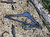 Женские пластиковые плечики вешалки 40см с перекладиной и крючками для одежды