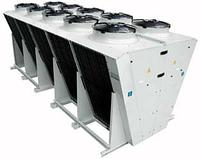EMICON ARW 210 XU версия с осевыми вентиляторами средней и большой мощности