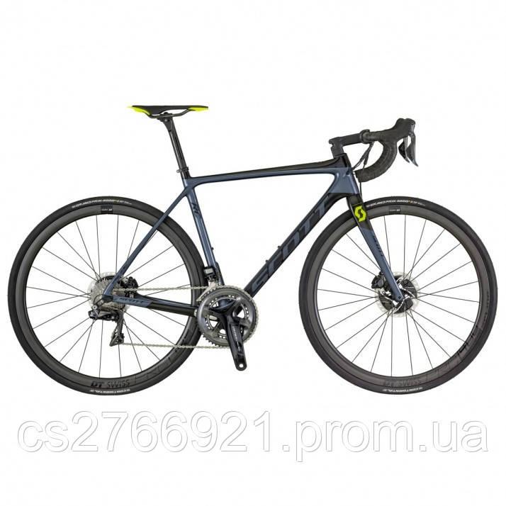 Шоссейный велосипед ADDICT RC PREMIUM disc 18 SCOTT