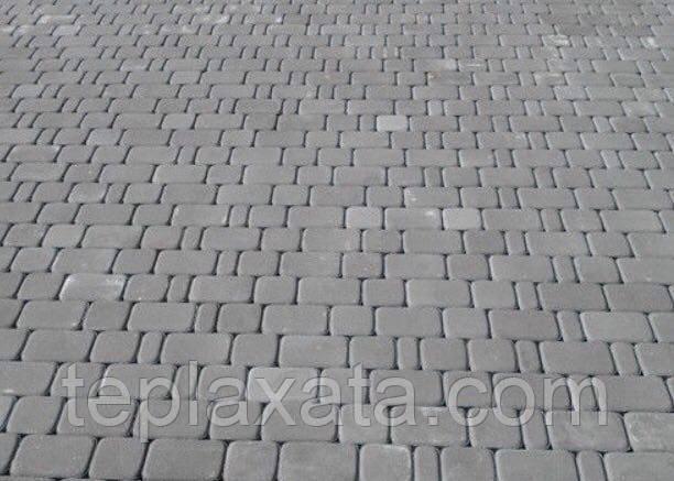 Тротуарная плитка ГОСТ Старый город 40 мм (4 части) - Харьков