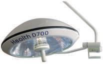 Хирургический светильник D700/D700 Mobi з резервною лампою