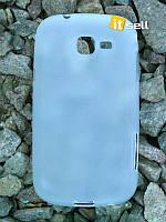 TPU чехол для Samsung S7390 Galaxy Trend Lite (Бесцветный (Soft-touch))