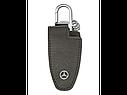 Оригинальный кожаный футляр для ключей Mercedes-Benz Key Wallet Gen.5, Black (B66958404), фото 3