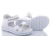 Детские босоножки на липучках для девочек Размеры 26-31