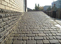 Тротуарная плитка ГОСТ Старый город 60 мм (4 части) - Харьков, фото 1