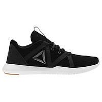 Мужские кроссовки Reebok Reago Essential (CN4624) черные оригинал