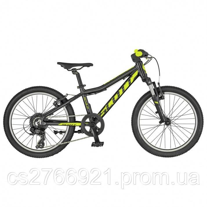 Велосипед SCALE 20 чёрно/жёлтый (KH) 19 SCOTT