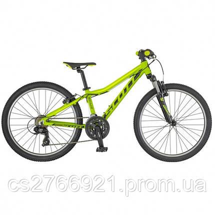 Подростковый велосипед SCALE JR 24 18 SCOTT, фото 2