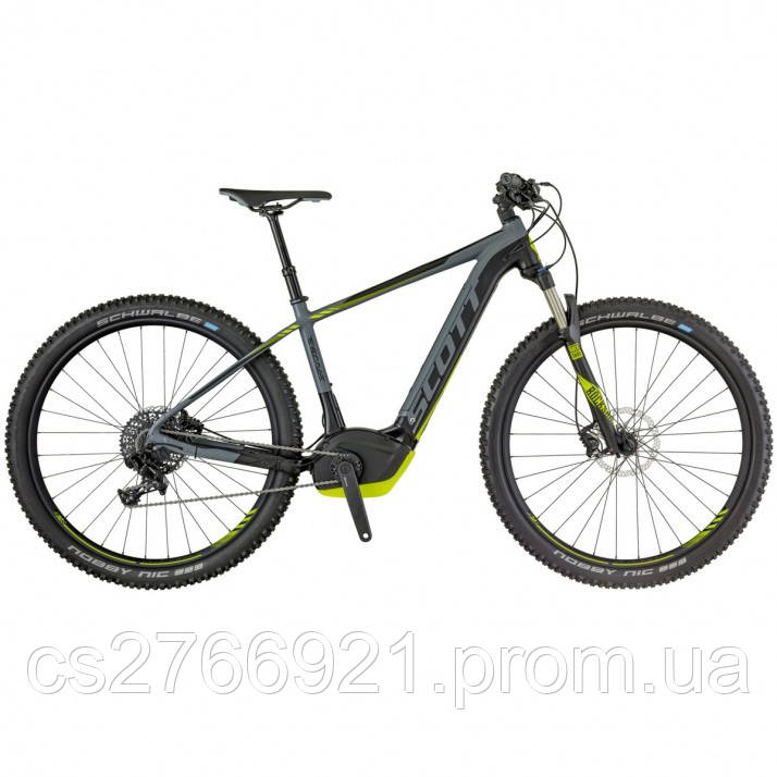 Электро велосипед E-SCALE 920 18 SCOTT