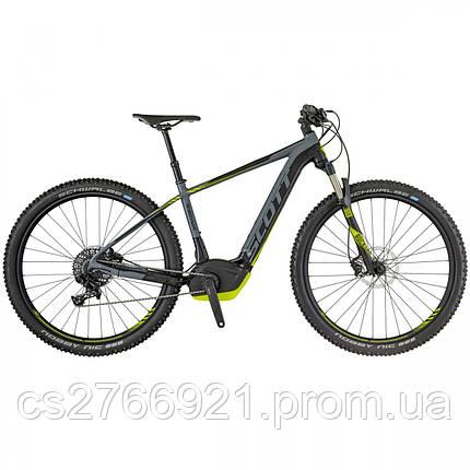 Электро велосипед E-SCALE 920 18 SCOTT, фото 2