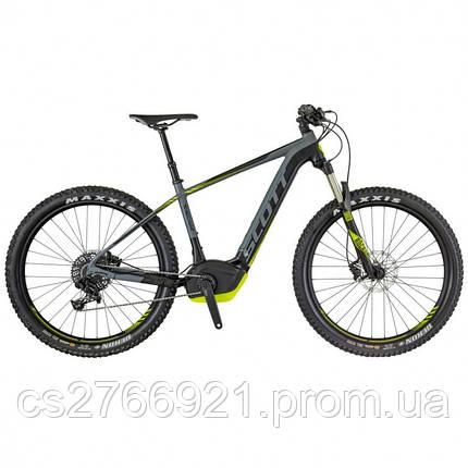 Электро велосипед E-SCALE 720 18 SCOTT, фото 2