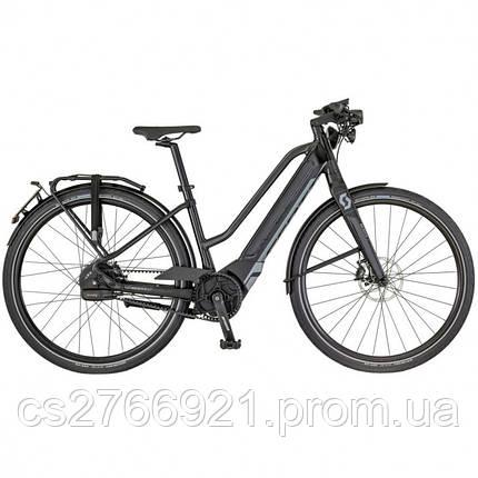 Женский электро велосипед E-SILENCE SPEED 10 LADY 18 SCOTT, фото 2