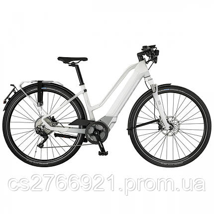 Женский электро велосипед E-SILENCE SPEED 20 LADY 18 SCOTT, фото 2