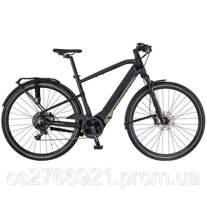 Городской электро велосипед E-SILENCE 20 MEN 18 SCOTT