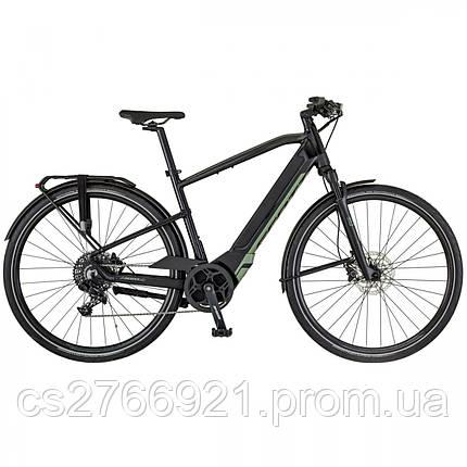 Городской электро велосипед E-SILENCE 20 MEN 18 SCOTT, фото 2