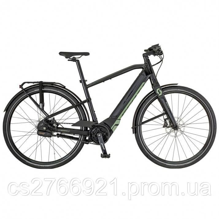 Городской электро велосипед E-SILENCE EVO 18 SCOTT