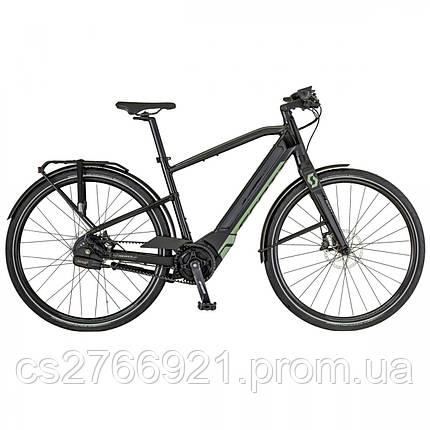 Городской электро велосипед E-SILENCE EVO 18 SCOTT, фото 2