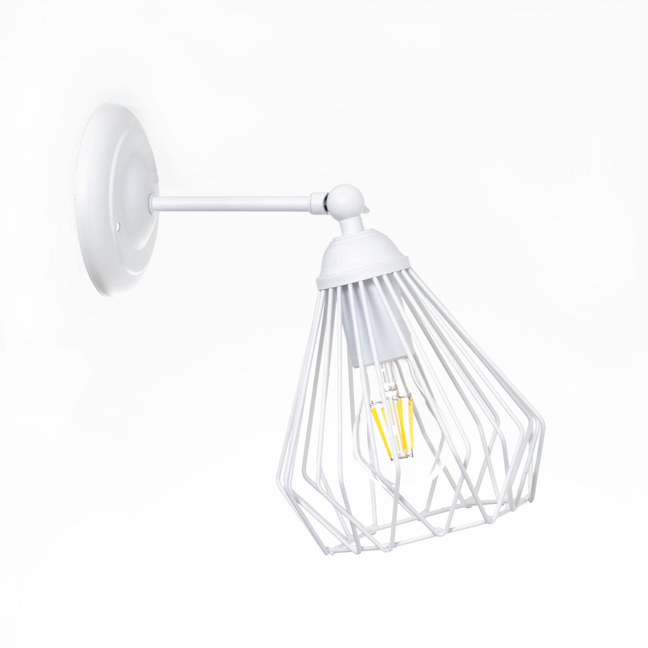 Настенный светильник Atmolight Dribble W160 Белый (1343)